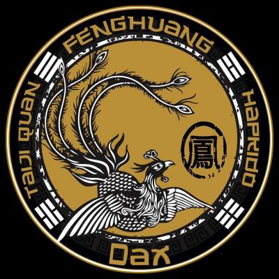 Fenghuang logo or et noir 3